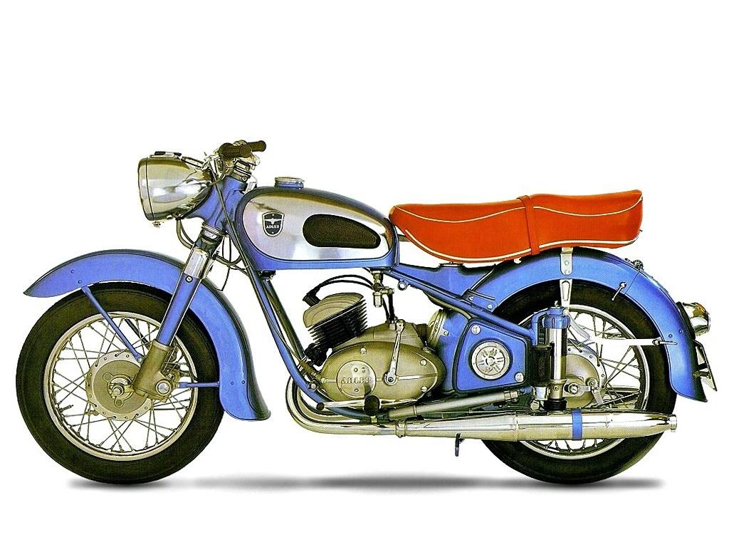 Adler MB 200 (1954) - 2ri.de Yamaha Parts