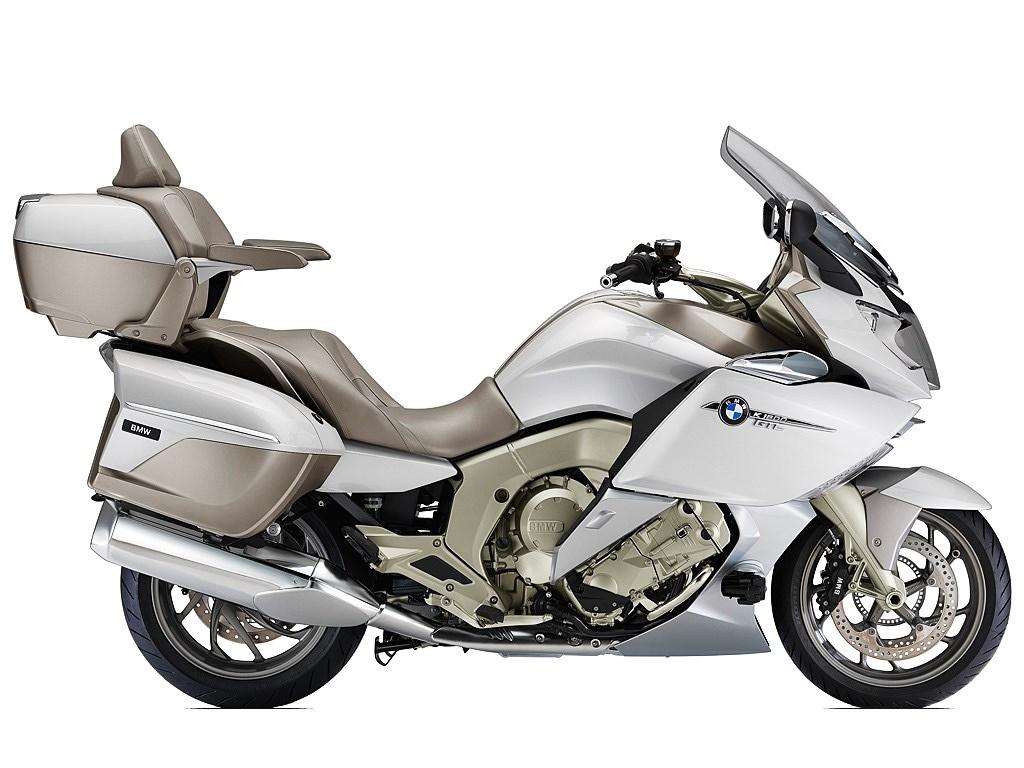BMW K1600GTL Exclusive (2014)