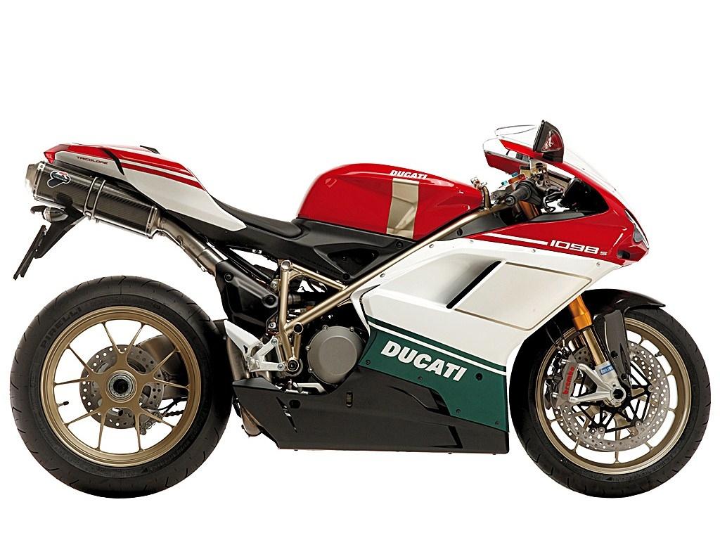 Ducati  Tricolore Specs