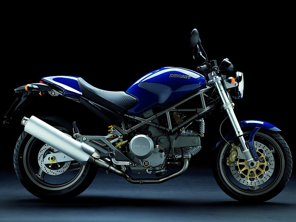 Ducati Monster Baujahr