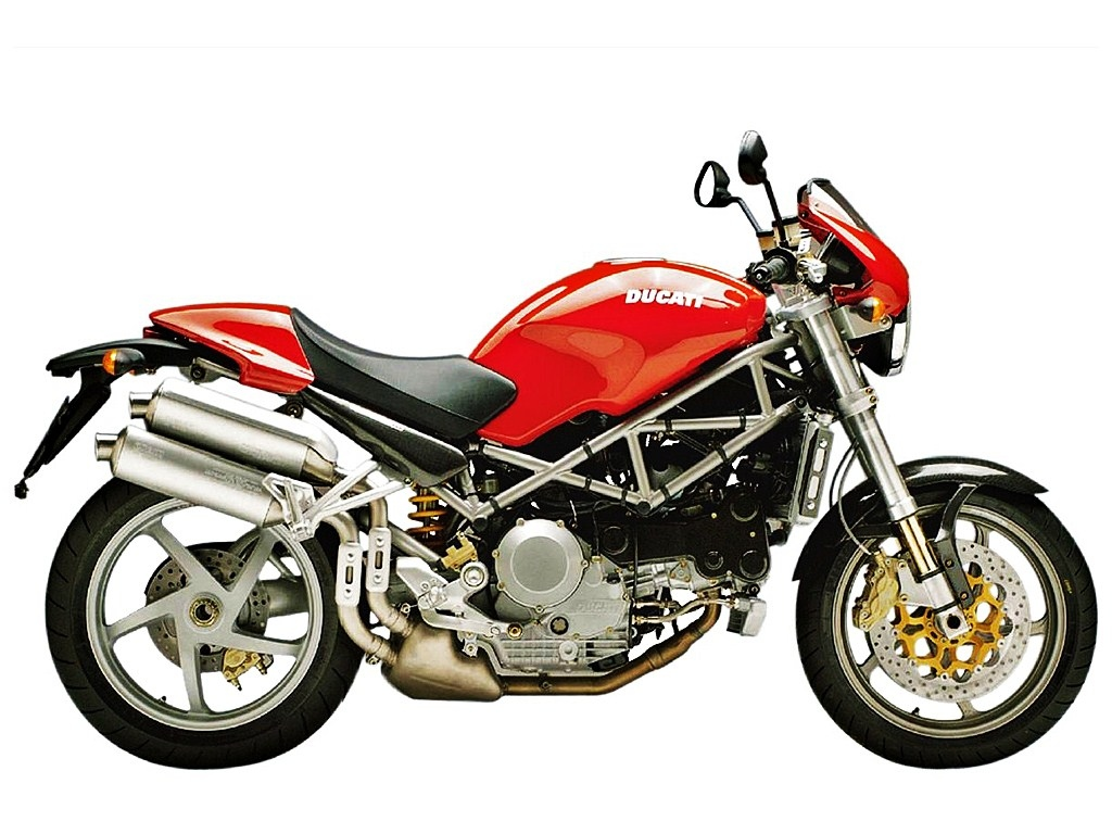 THE Monster: M Ducati S4R by Rob Maxwell - BikeBound