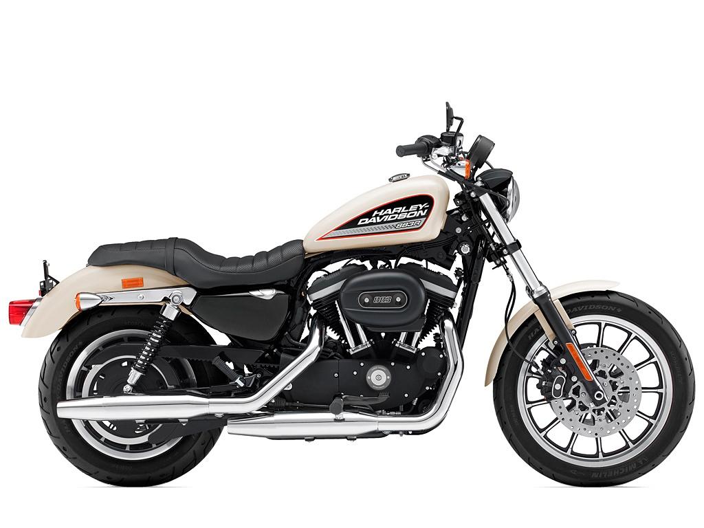 Harley Davidson 883 Roadster 2014 2ri De