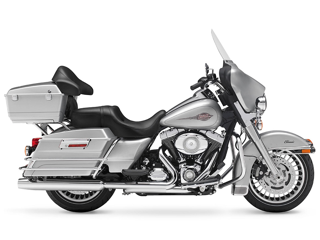 Harley-Davidson Electra Glide Classic (2011) - 2ri.de