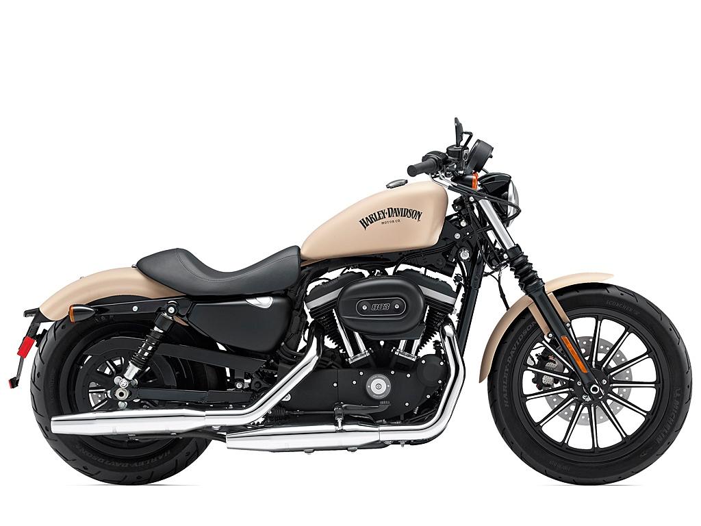 Harley-Davidson Iron 883 (2014)