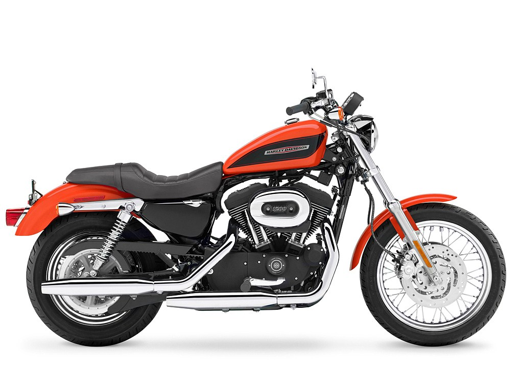 harley davidson sportster xl 1200 roadster 2006. Black Bedroom Furniture Sets. Home Design Ideas