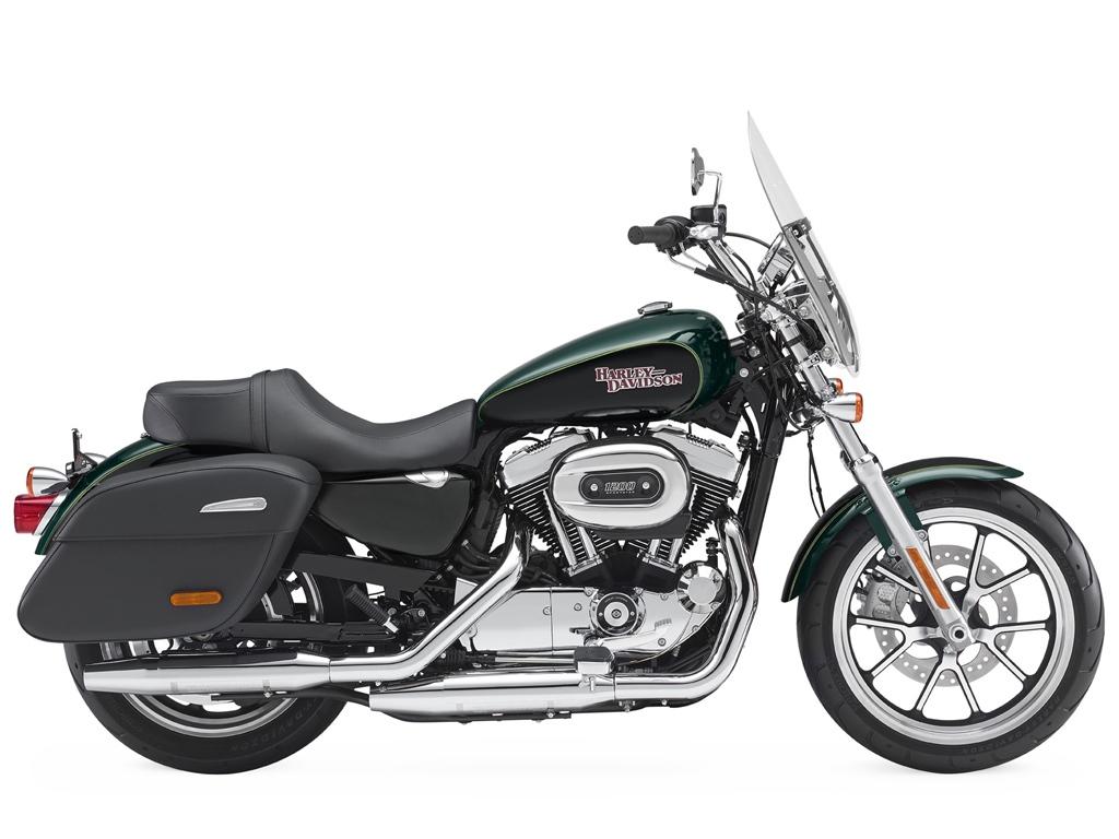 Harley davidson superlow 1200t 2015 2ri de