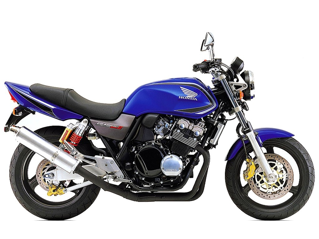 Honda CB400 Super Four SPEC II (2002) - 2ri.de