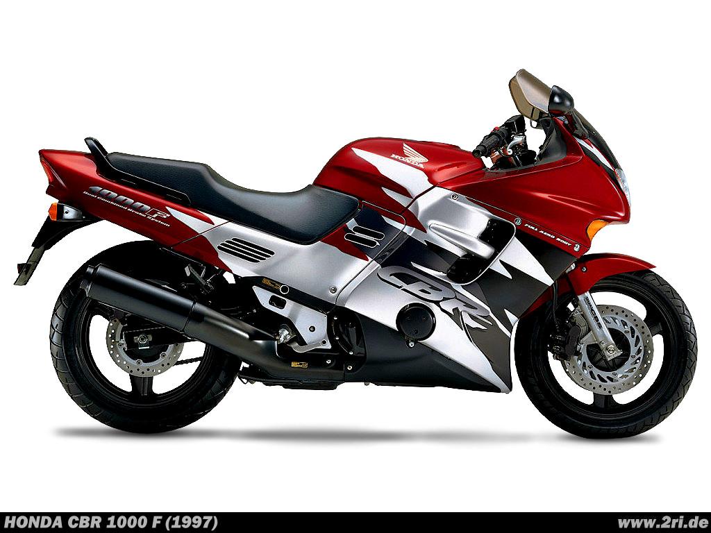 Honda CBR 1000 F (1997) - 2ri.de