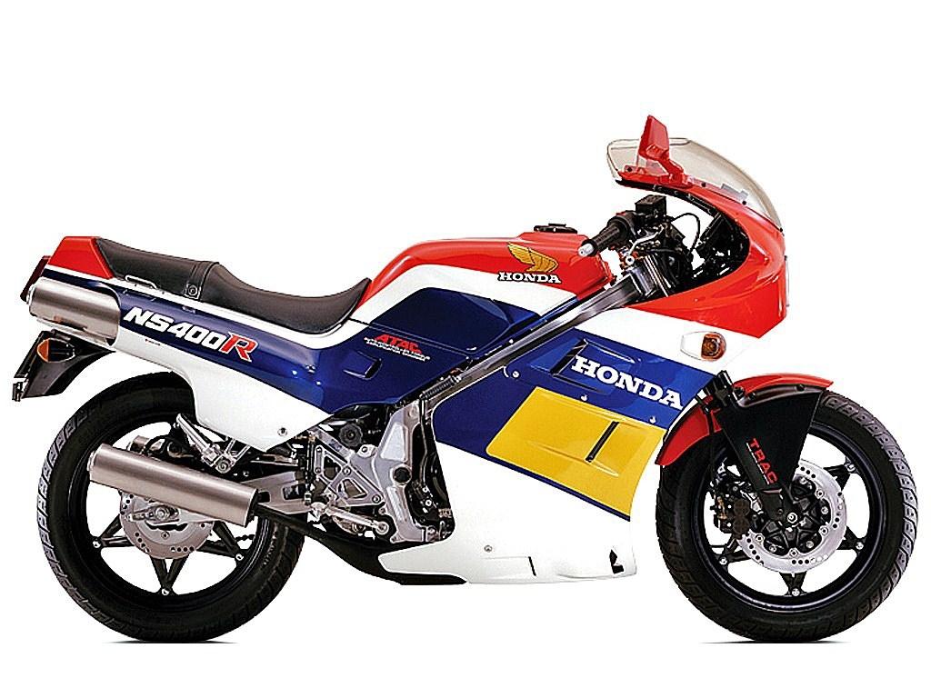 Honda NS400R (1985) - 2ri.de