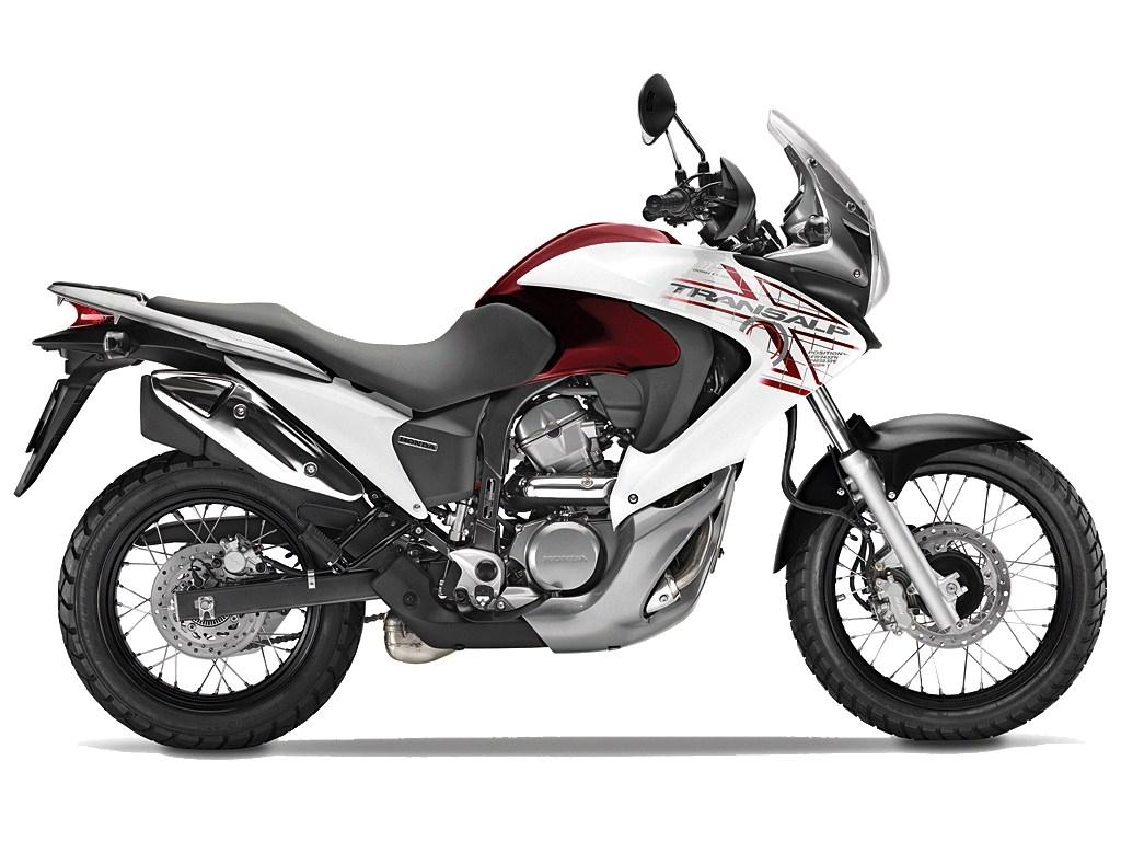 Honda Transalp (2010) - 2ri.de