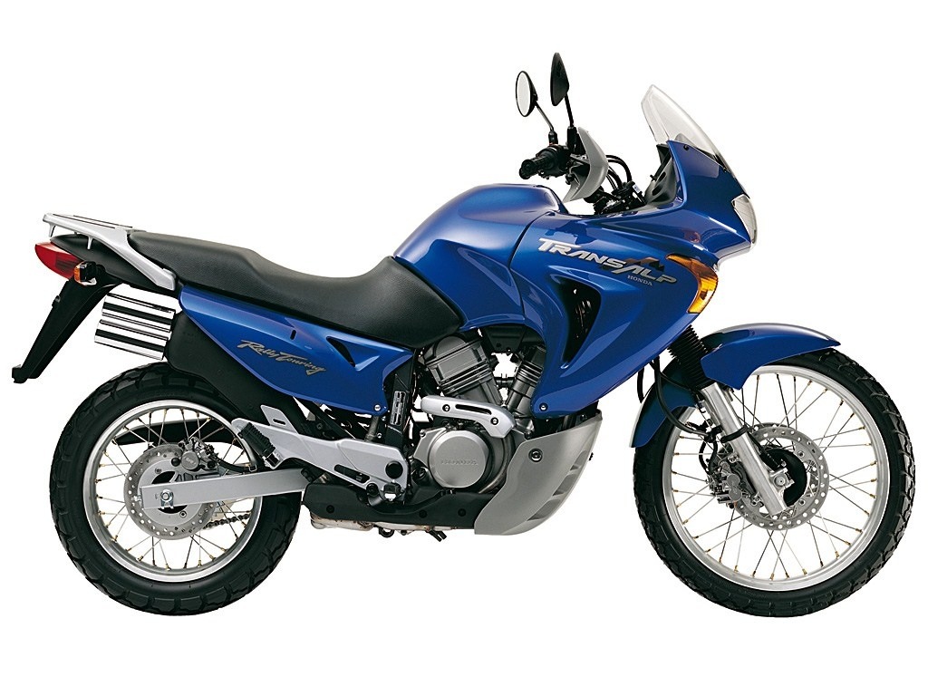 Honda Transalp 650 (2002) - 2ri.de