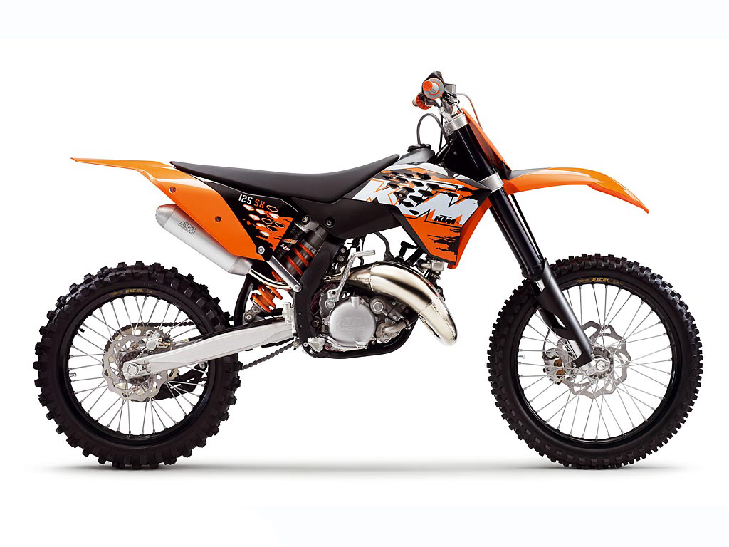 ktm 125 sx 2008. Black Bedroom Furniture Sets. Home Design Ideas