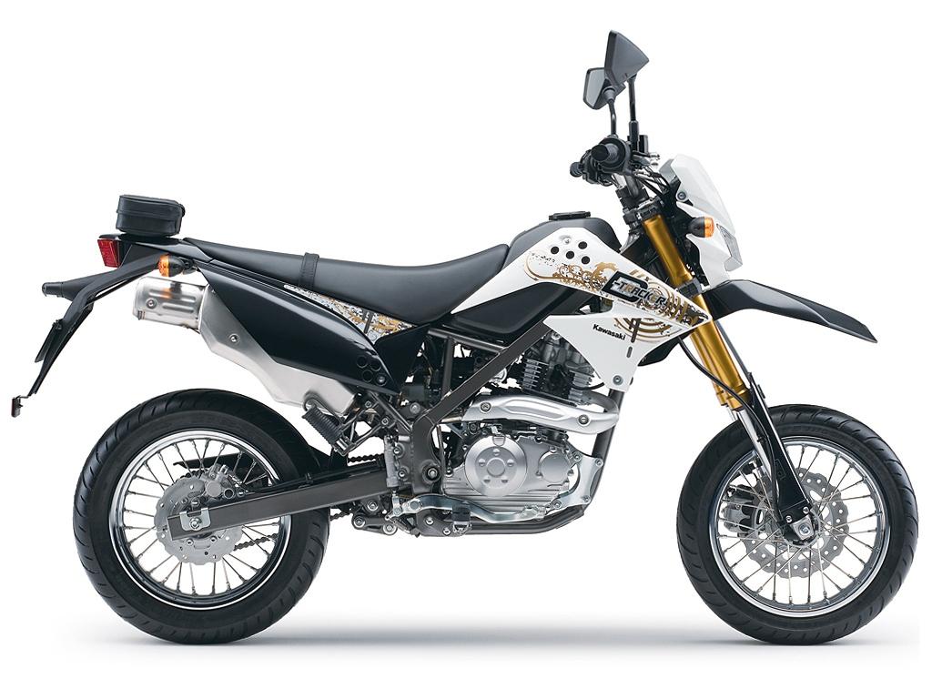 Kawasaki Klx  Modifikasi