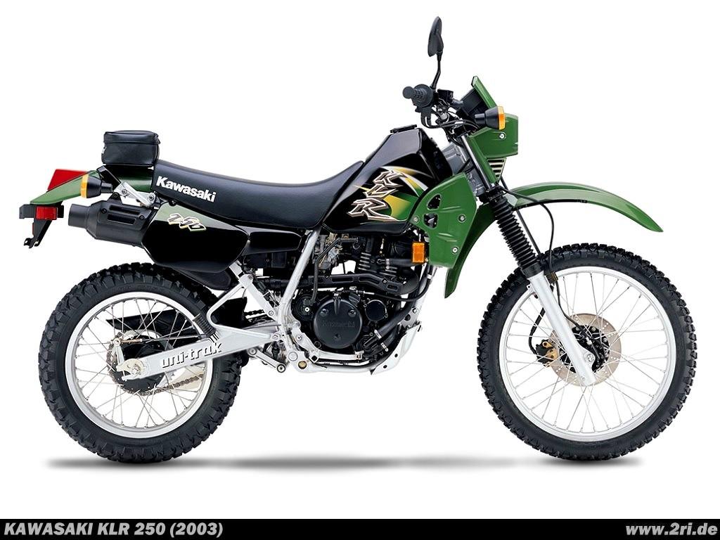 Kawasaki Klr 250 2003 2ri De
