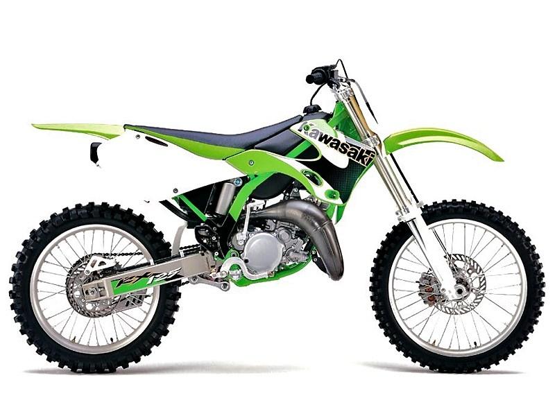 Kawasaki Kx Ccm