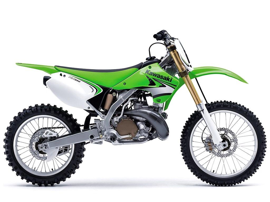 Kawasaki KX250 (2008) - 2ri.de
