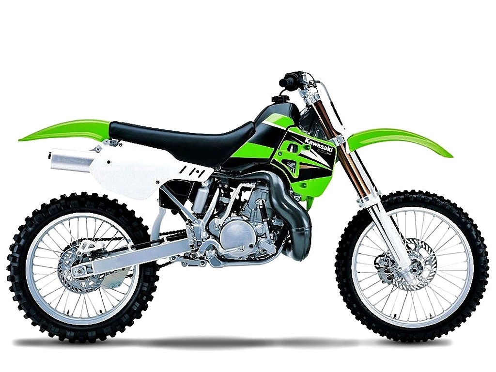Kawasaki Dirt Bike Klx