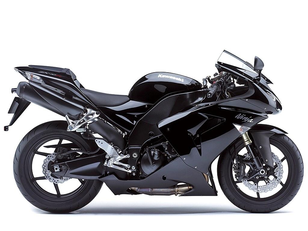 Kawasaki Ninja Zx 10r 2007 2ri De