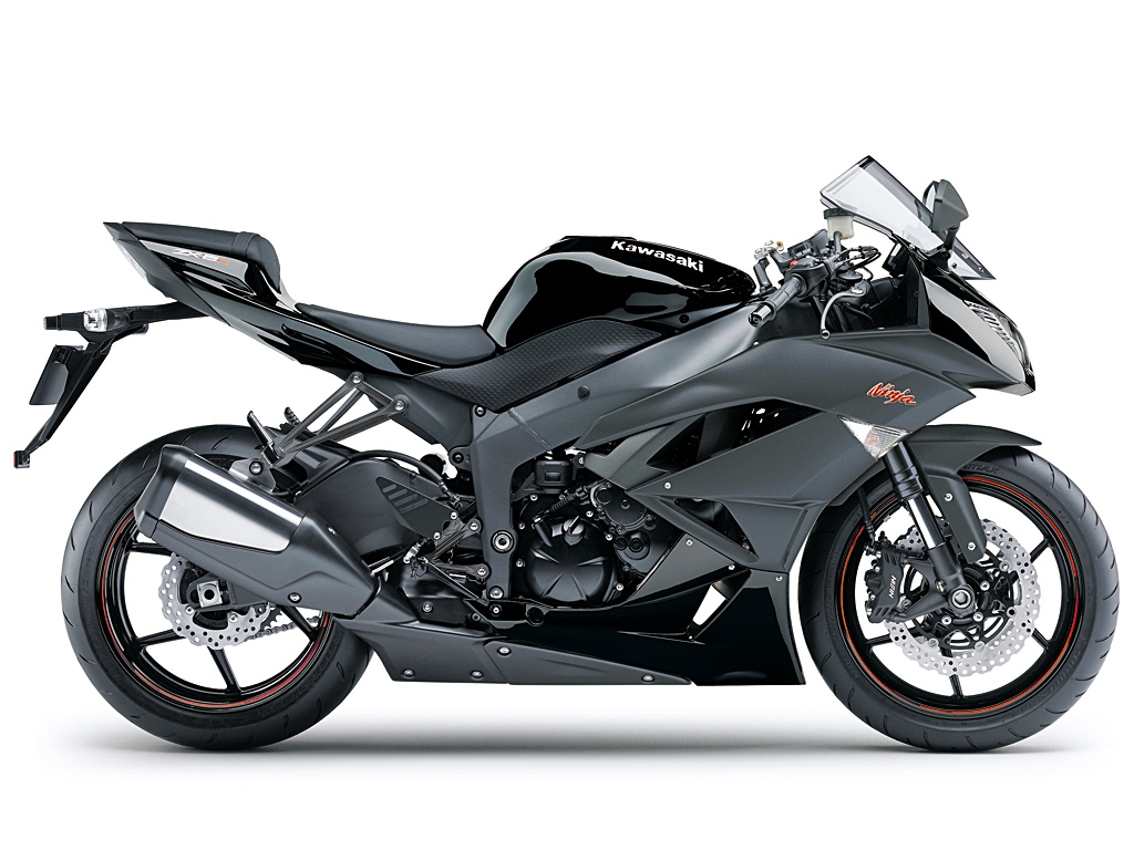 Kawasaki Ninja Zx 6r 2011 2ri De