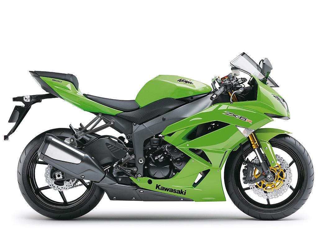 Kawasaki Ninja Zx 6r 2013 2ri De