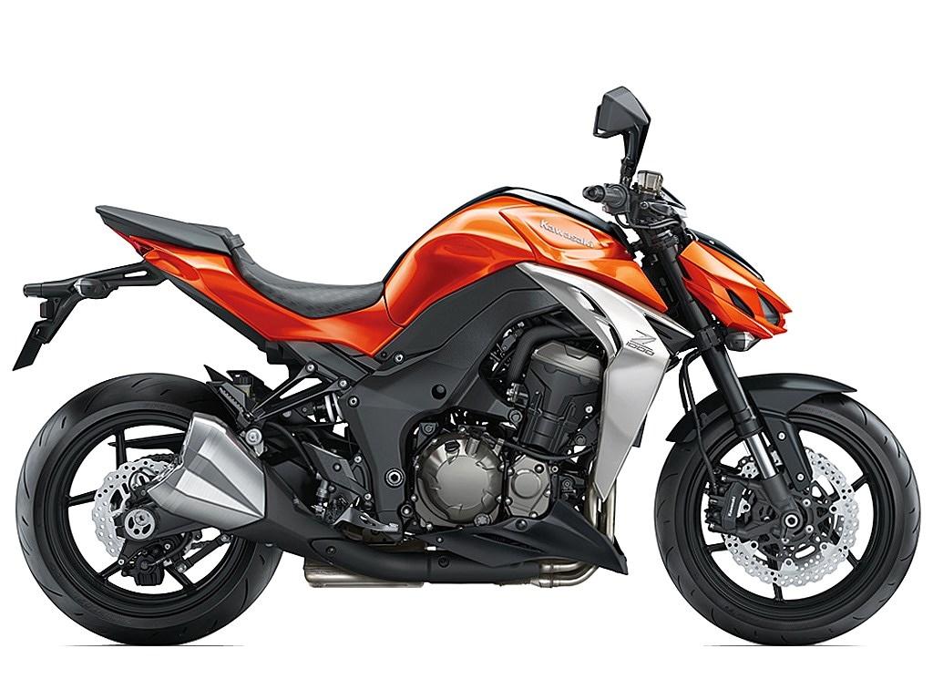 Kawasaki Z1000 (2014) - 2ri.de