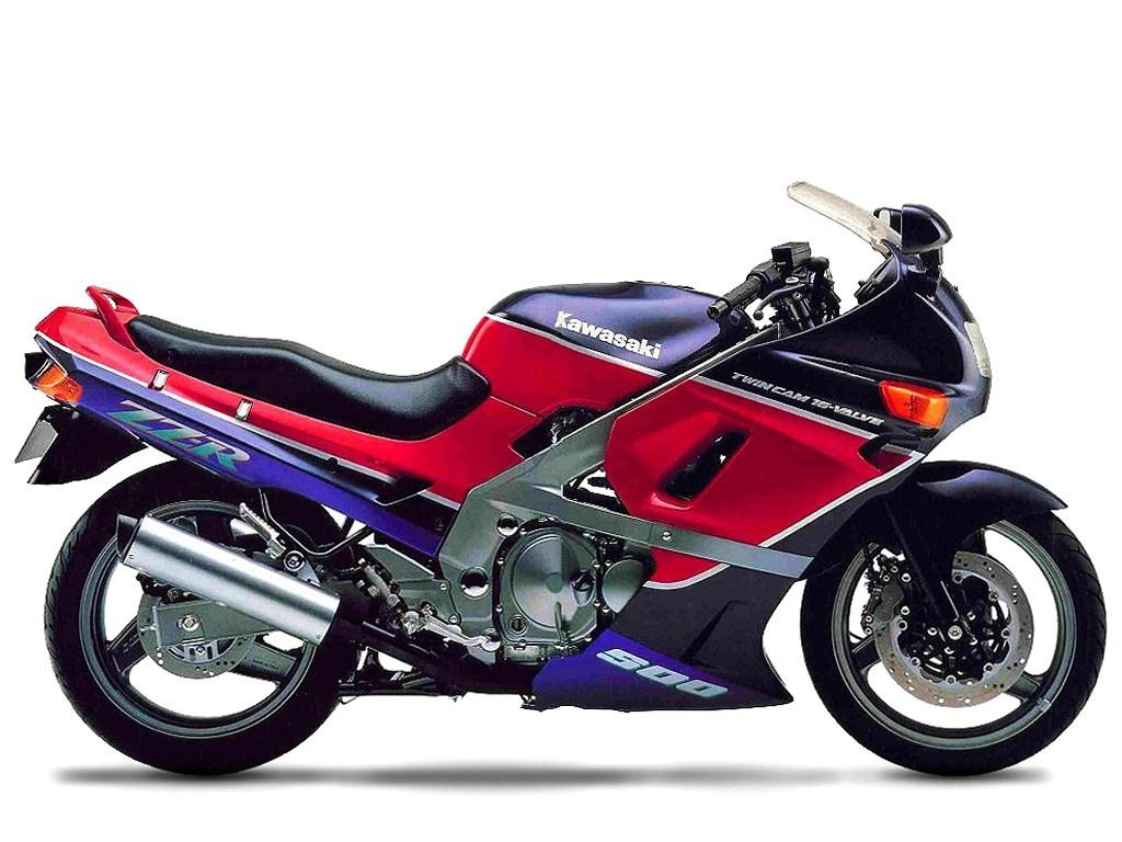 Kawasaki Zz-r500  1991