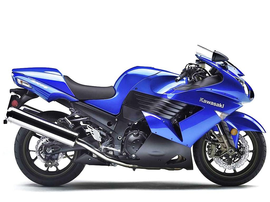 Kawasaki Zzr1400 2006 2ri De