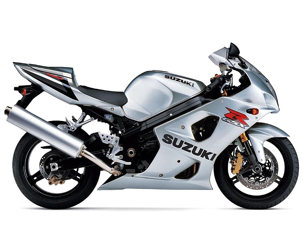 Suzuki Gsx-r1000  2003