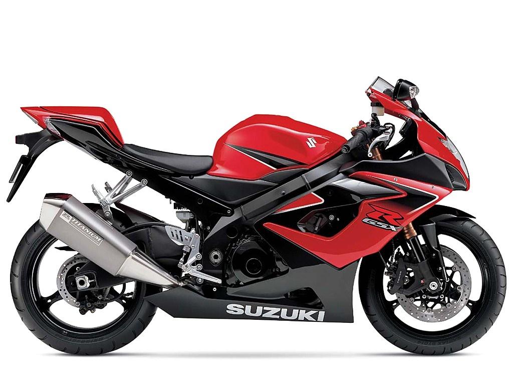 Suzuki Gsxr Red And Black