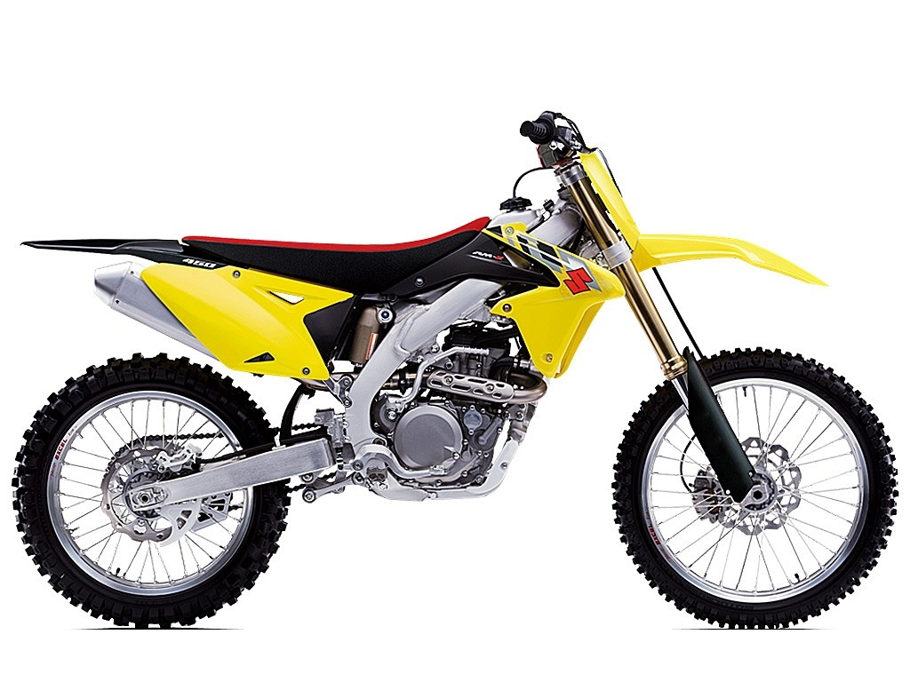 Suzuki Rm  Max Speed