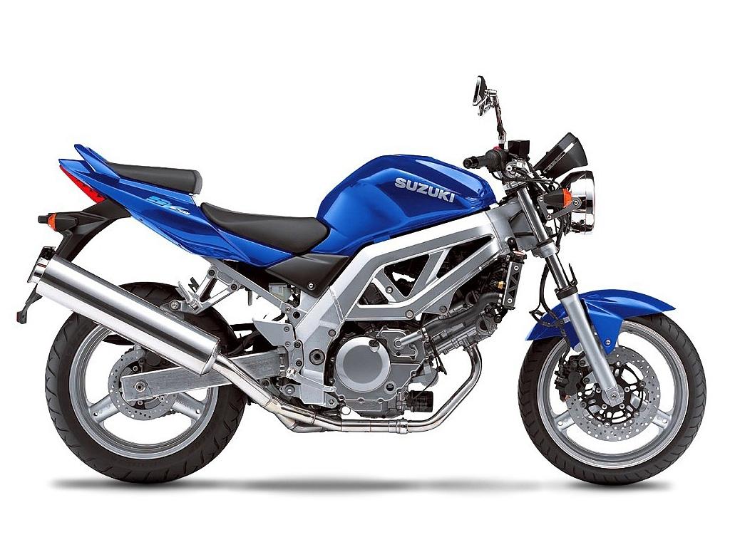 Suzuki Sv Naked 101