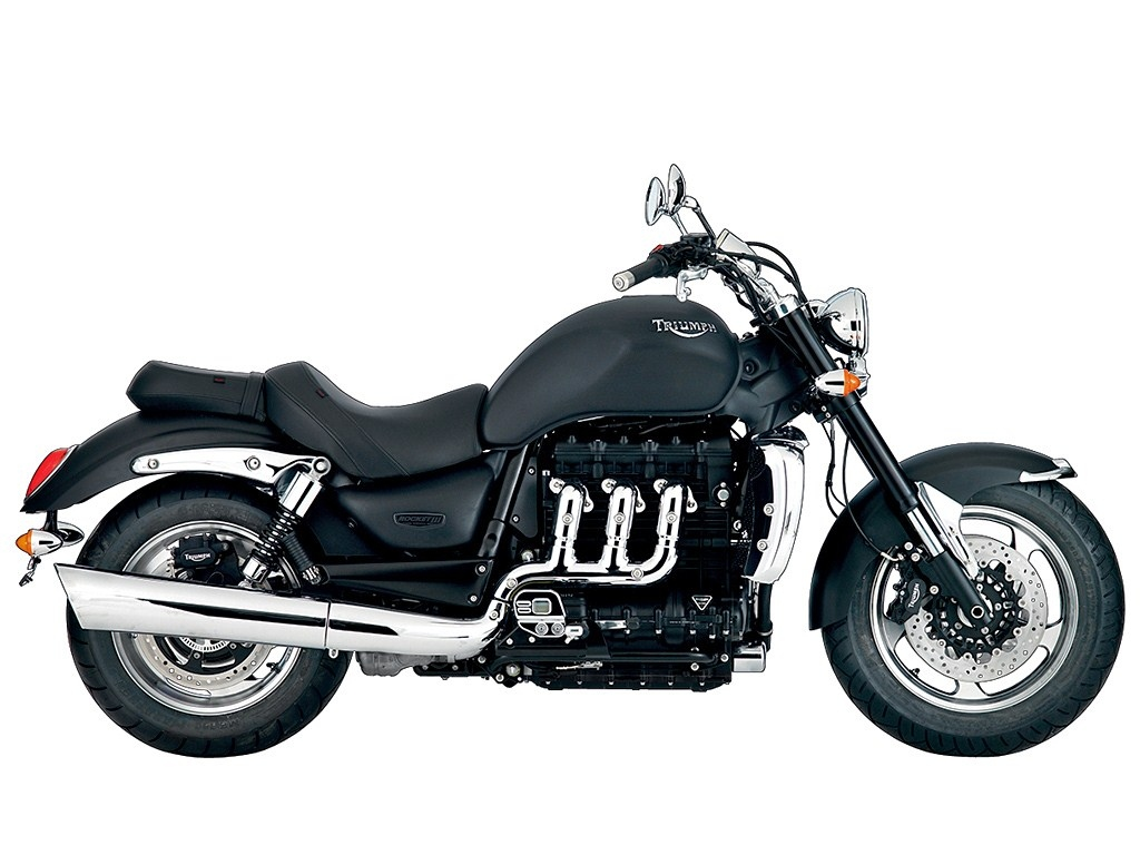 triumph rocket iii motorcycle - photo #41