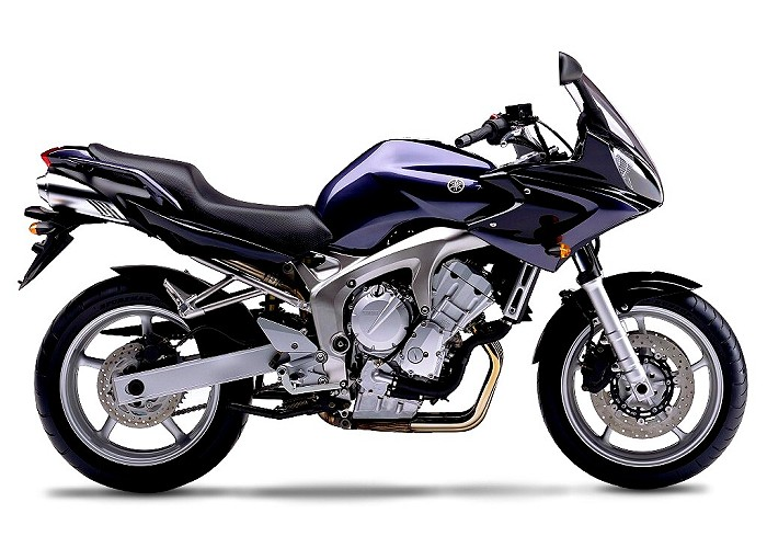 Yamaha fz6 fazer 2004 for Yamaha fz 6