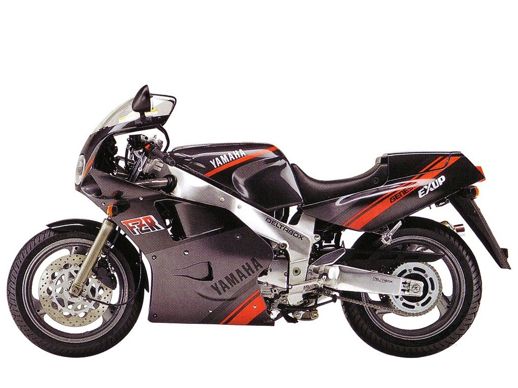 yamaha fzr1000 1990. Black Bedroom Furniture Sets. Home Design Ideas