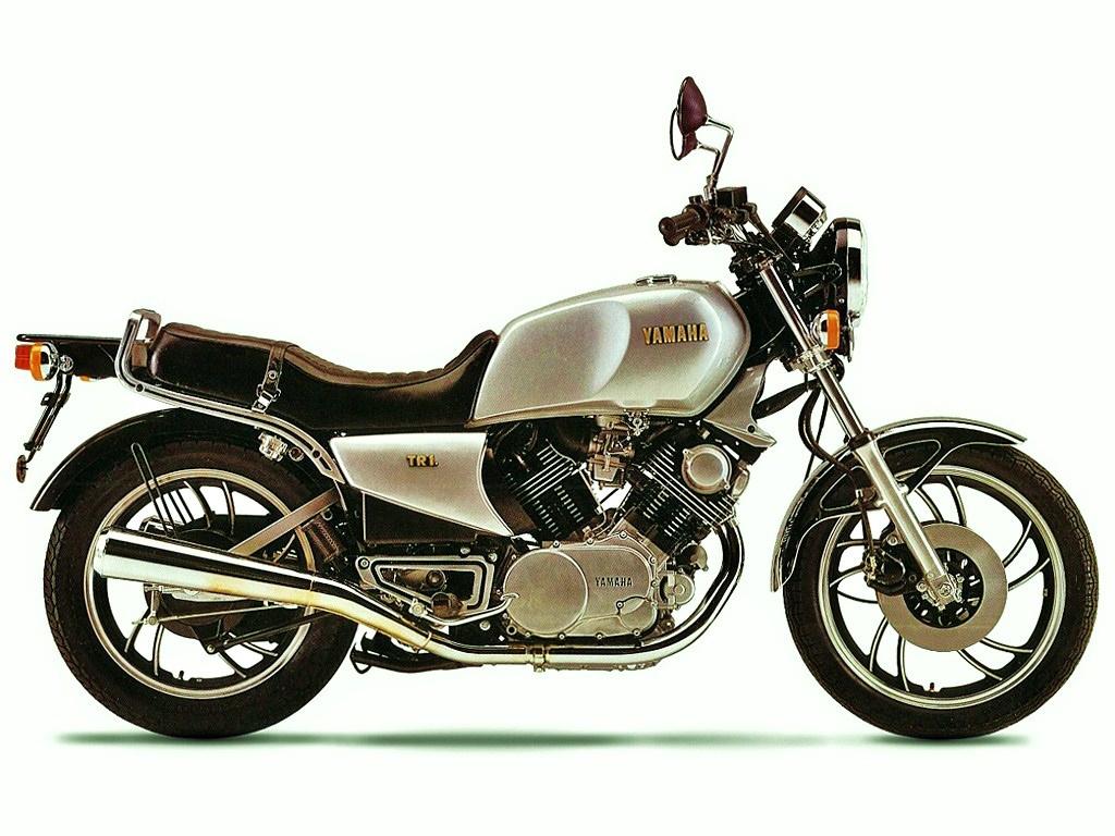 Yamaha TR1 (1982) - 2ri.de Yamaha Xv 1100