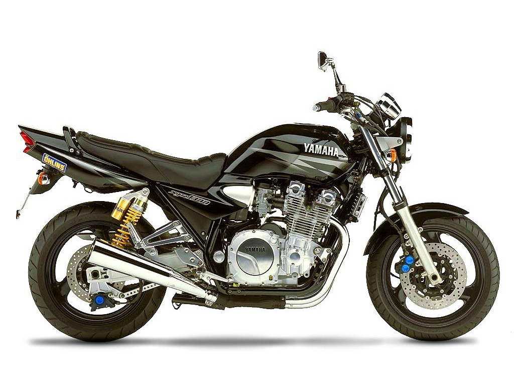 yamaha xjr1300 2001. Black Bedroom Furniture Sets. Home Design Ideas