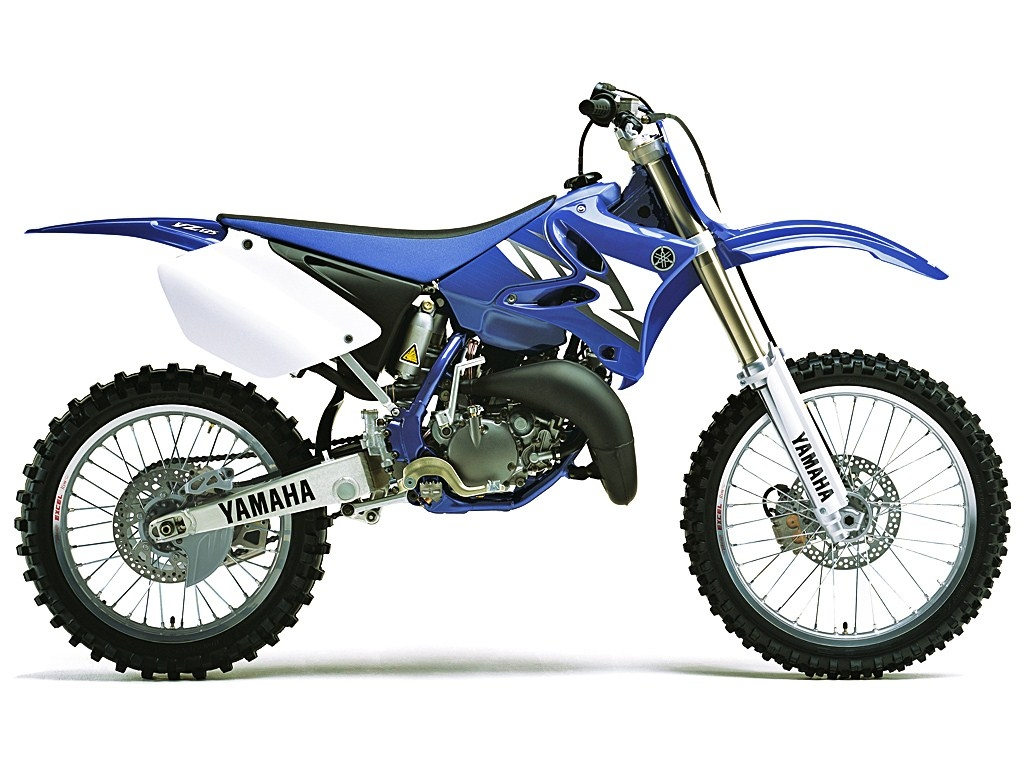 2003 yz 125 bing images for Yz yamaha 125