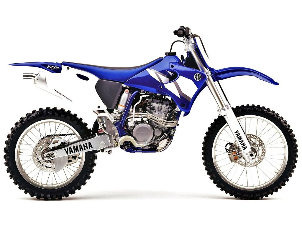 2001 Yamaha YZ 250 de JFK-Biker - Hexa Moto