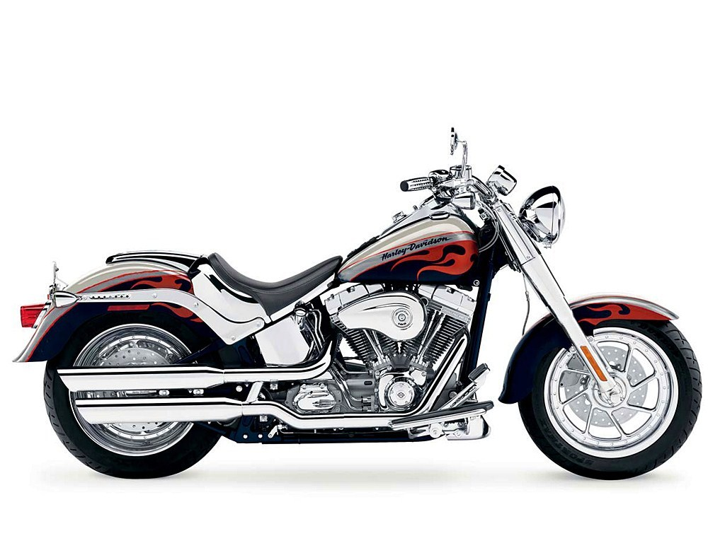 Ride Harley Davidson Fat Boy Screamin Eagle
