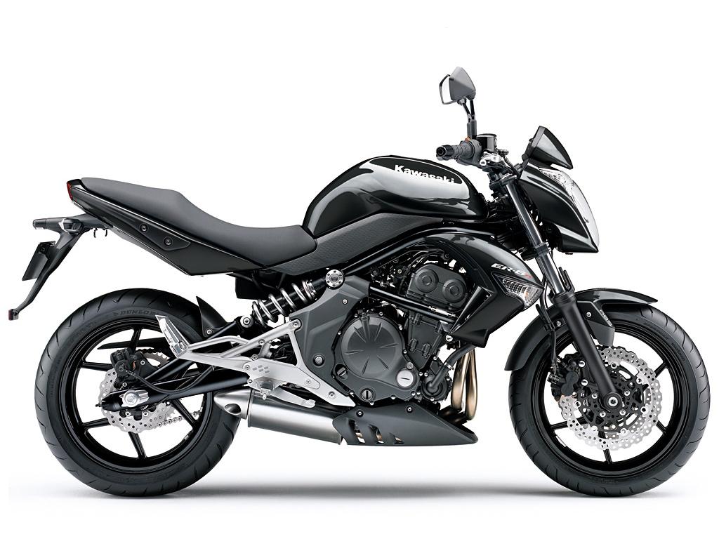 2011 Kawasaki ER-6n: pics, specs and information