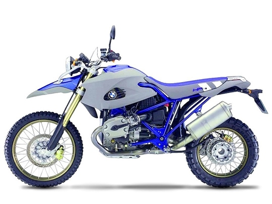 BMW HP2 Enduro (2005)