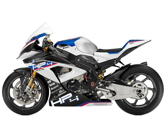 BMW HP4 RACE (2017)