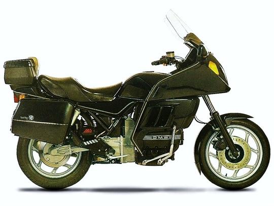 1986 BMW K100RT Conversion | Bmw k100, Bmw, Motorcycle