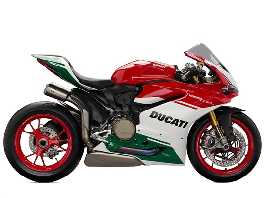 Ducati 1299 Panigale R Final Edition (2017)