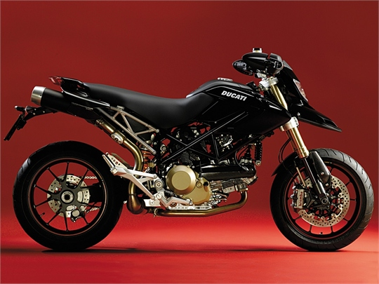 Ducati Hypermotard  Max Speed