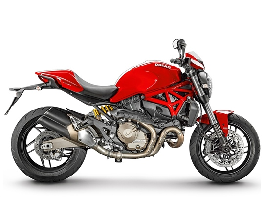 Ducati Monster 821 Stripe (2017)