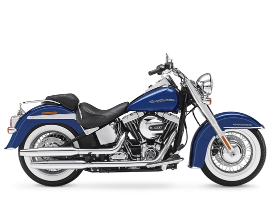 Harley-Davidson Softail Deluxe (2017)