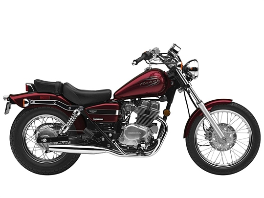 Honda CMX250C Rebel (2012)