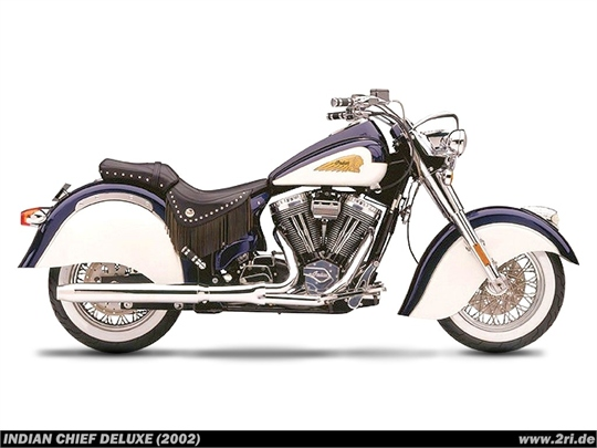 Indian Chief Deluxe (2002)
