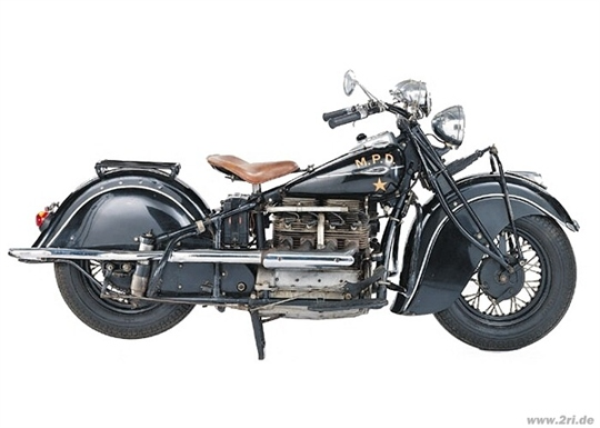 Indian Four Police Special (1941)
